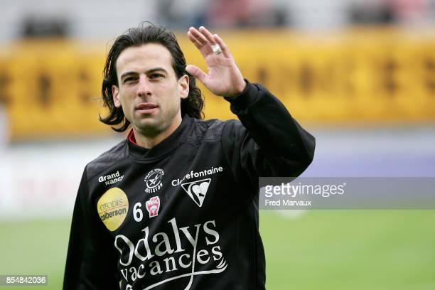 Pascal BERENGUER Nancy / Le mans 36e journee Ligue 1 Stade Marcel Picot