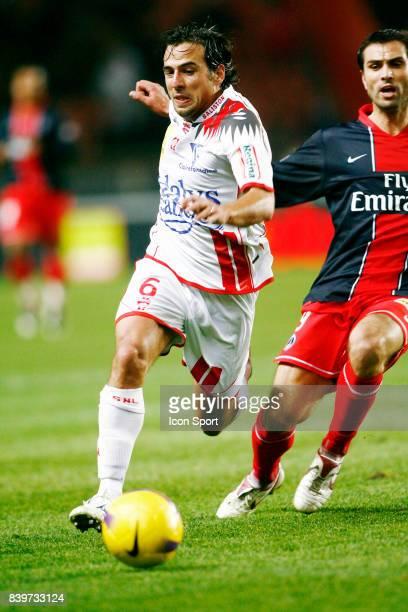 Pascal BERENGUER PSG / Nancy 14eme journee de Ligue 1