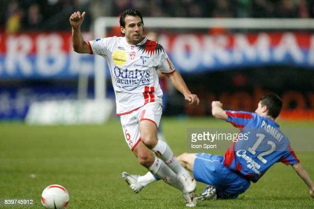 Pascal BERENGUER Caen / Nancy 20eme journee de L1
