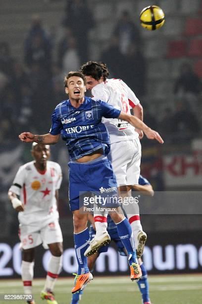 Pascal BERENGUER Nancy / Auxerre 23eme journee de Ligue 1