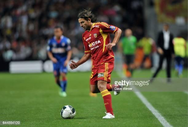 Pascal BERENGUER Lens / Monaco Ligue 2 5e journee Photo Dave Winter / Icon Sport
