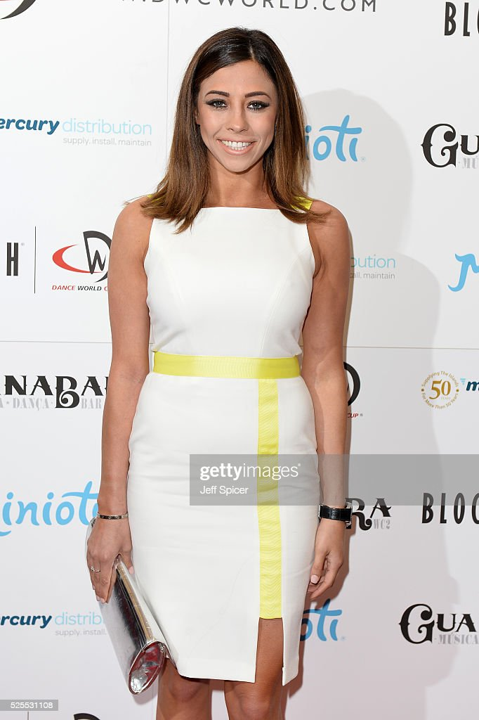 Pascal Craymer arrives at the launch of the 2016 annual BLOCH Dance World Cup on April 28, 2016 in London, England.