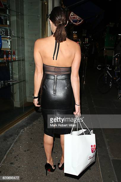 Pascal Craymer at Dstrkt night club on November 2 2016 in London England