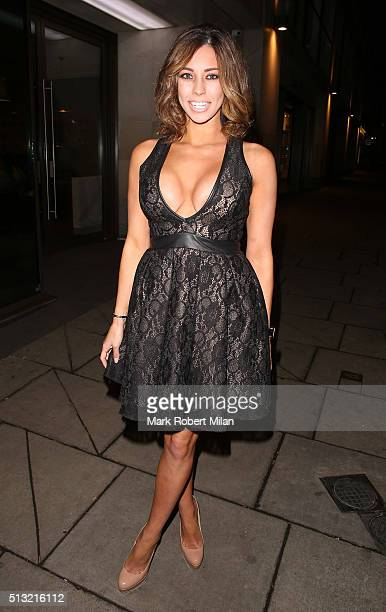 Pascal Craymer at Mahiki nightclub on March 1 2016 in London England