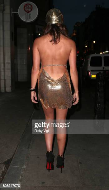 Pascal Craymer attends Katie Price photocall and VIP launch party at DSTRKT on June 29 2017 in London England