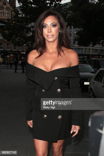 Pascal Craymer attends LOTD launch party at Radio Rooftop Bar on August 16 2017 in London England