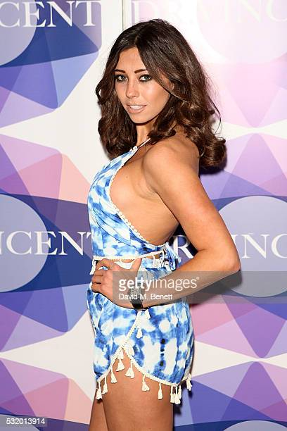 Pascal Craymer attends the launch of the Biofibre Hair Implant hosted by Dr Vincent Wong and Sinitta on Harley Street on May 17 2016 in London England