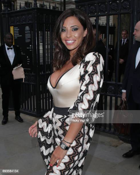 Pascal Craymer attends Together for Short Lives Midsummer Ball at Banqueting House on June 7 2017 in London England