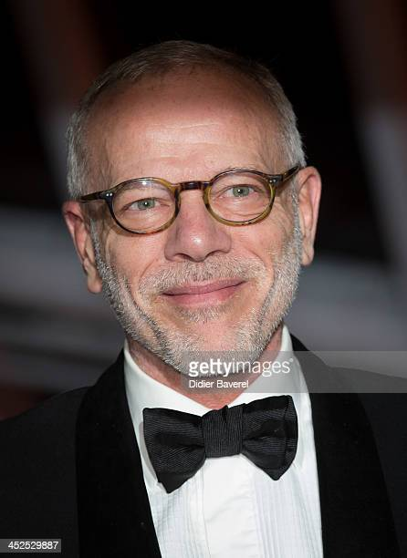 Pascal Greggory attends the opening night at 13th Marrakech International Film Festival on November 29 2013 in Marrakech Morocco