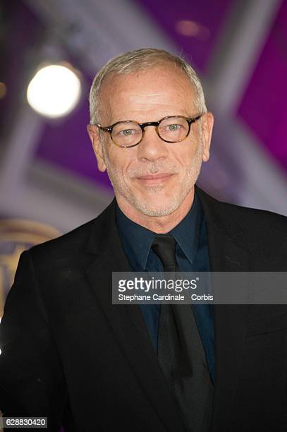 Pascal Greggory attends the Tribute To Isabelle Adjani during the 16th Marrakech International Film Festival on December 9 2016 in Marrakech Morocco