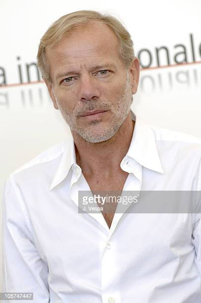 Pascal Greggory during 2005 Venice Film Festival 'Gabrielle' Photocall at Casino Palace in Venice Lido Italy