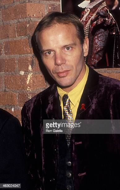 Pascal Gregory attends the premiere of 'Queen Margot' on December 7 1994 at the Tribeca Film Center in New York City