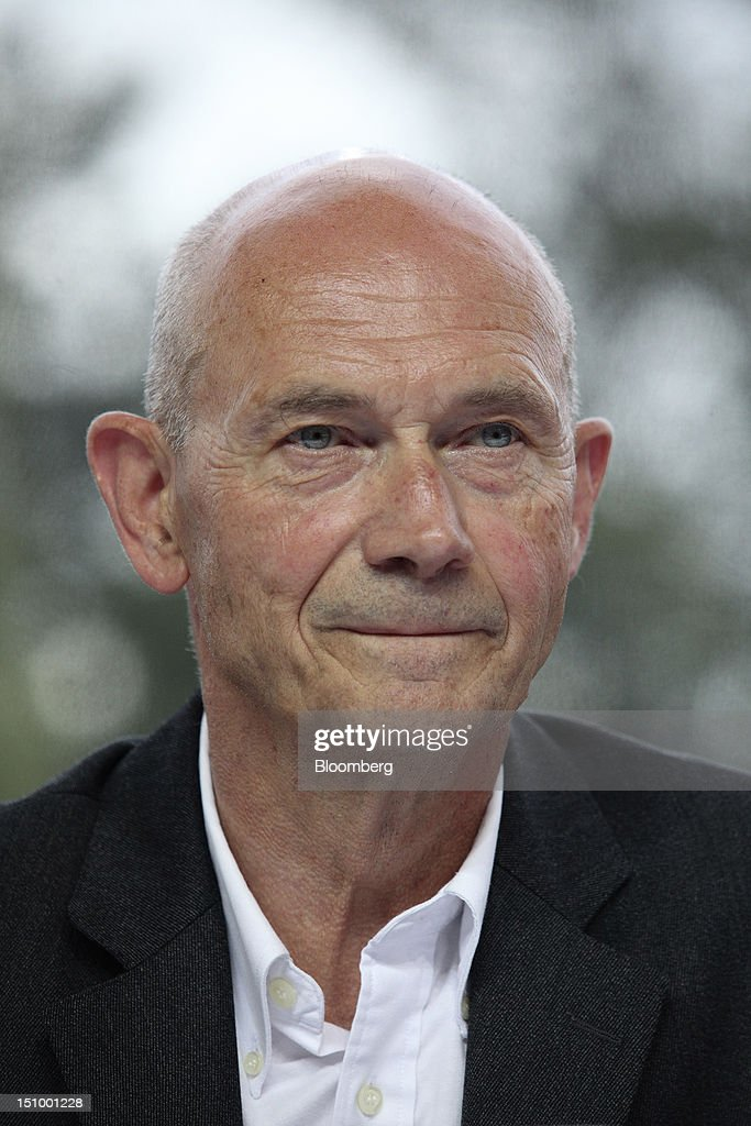 <a gi-track='captionPersonalityLinkClicked' href=/galleries/search?phrase=Pascal+Lamy&family=editorial&specificpeople=220438 ng-click='$event.stopPropagation()'>Pascal Lamy</a>, director-general of the World Trade Organisation, prepares to speak during a plenary session at the Mouvement des Enterprises de France (Medef) conference at Campus HEC in Jouy-en-Josas, France, on Thursday, Aug. 30, 2012. Medef, the French business confederation's summer university near Paris, attracts 6,000 participants including political leaders, trade union representatives, executives, intellectuals and entrepreneurs and runs Wednesday, Aug. 29 through Friday, Aug. 31. Photographer: Balint Porneczi/Bloomberg via Getty Images