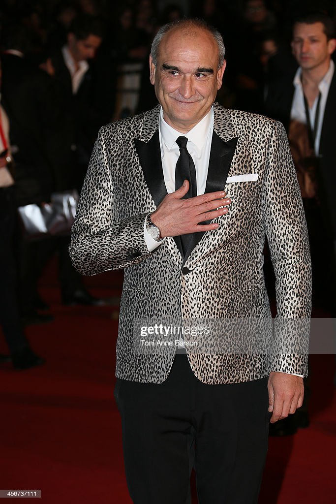Pascal Negre arrives at the 15th NRJ Music Awards at the Palais des Festivals on December 14, 2013 in Cannes, France.