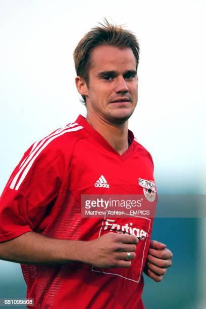 Pascal Renfer FC Thun