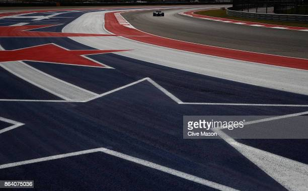 Pascal Wehrlein of Germany driving the Sauber F1 Team Sauber C36 Ferrari on track during practice for the United States Formula One Grand Prix at...