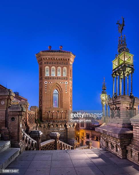 Paseo del Ovalo, Teruel Capital City, Spain