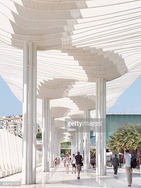 Paseo Marítimo in Málaga