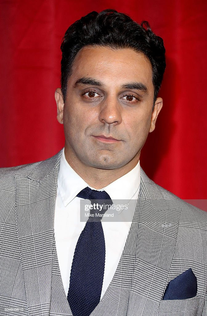 Pasha Bocarie attends the British Soap Awards 2016 at Hackney Empire on May 28, 2016 in London, England.