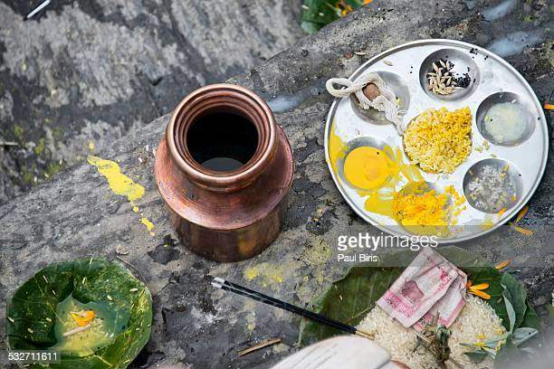 Pashupatinath Temple offerings
