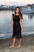 Pasqualina Sanna attends the Day 1 of Ischia Global Film Music Fest 2014 on July 12 2014 in Ischia Italy