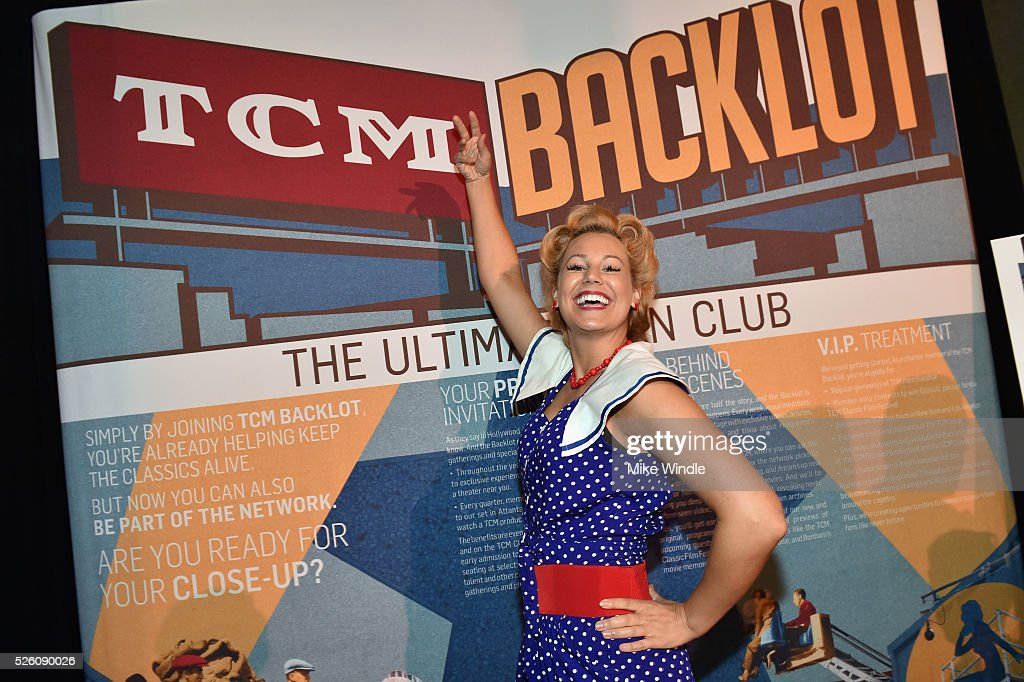 Pass holder attends day 2 of the TCM Classic Film Festival 2016 on April 29, 2016 in Los Angeles, California. 25826_008