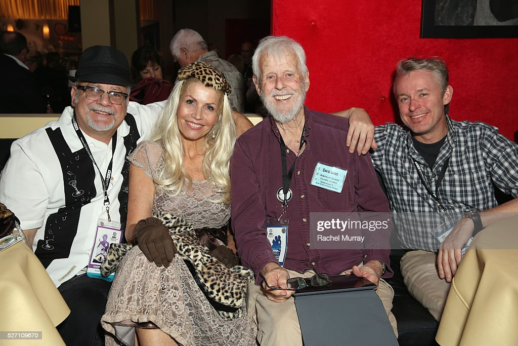 Pass holders attend the Official Closing Night Party during the TCM Classic Film Festival 2016 on May 1, 2016 in Los Angeles, California. 25826_007