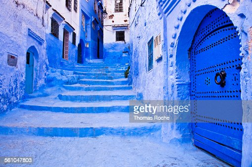 Passage in Chefchaouen