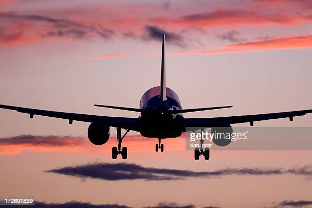 Passagier-Flugzeug