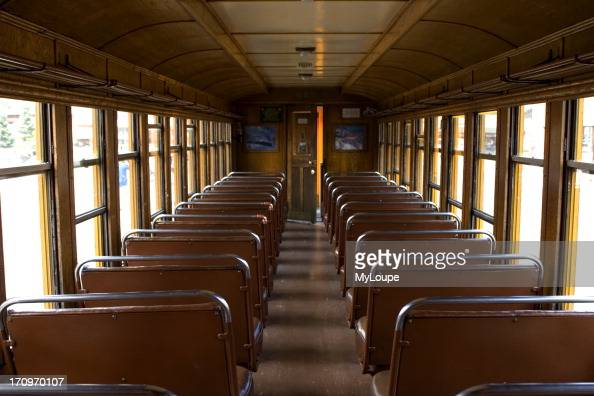 passenger cars on old steam engine train pictures getty images. Black Bedroom Furniture Sets. Home Design Ideas