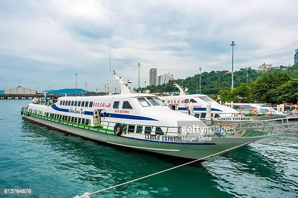 Passenger Ferries Kota Kinabalu, Malaysia