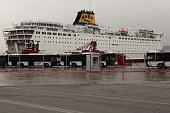 GRC: Turkish-leased cruise ship off Athens quarantined with 119 coronavirus cases