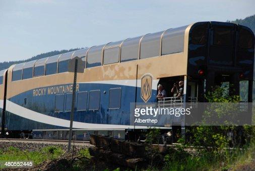 Passenger Train : Stock Photo