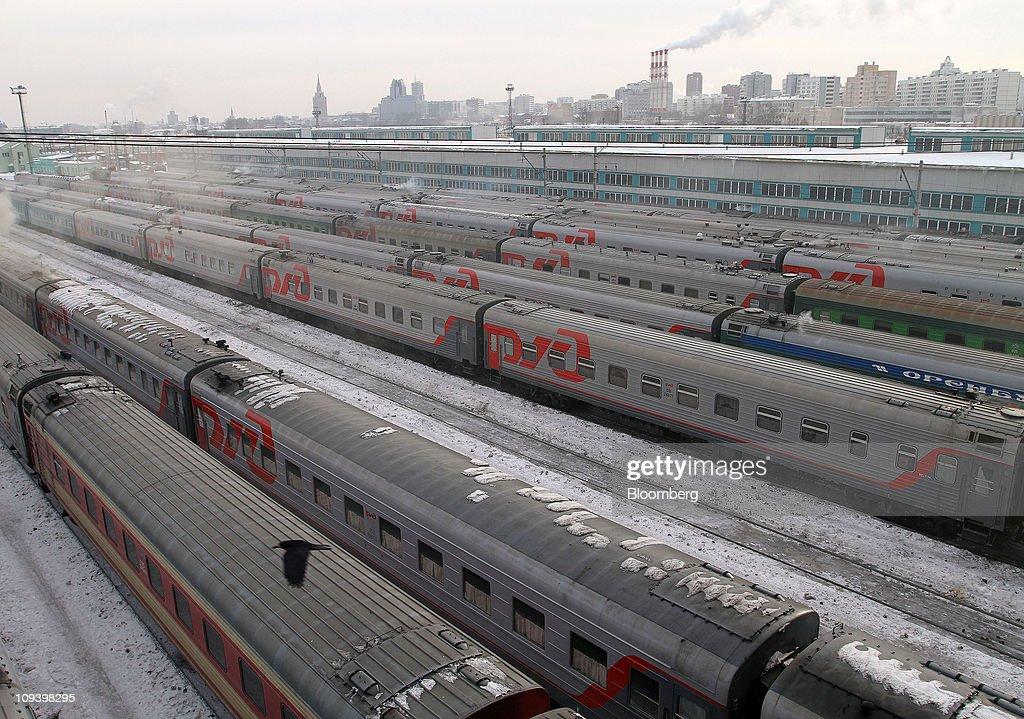 Russian Railways The Federal 5