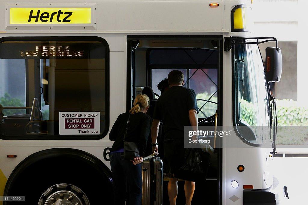 Hertz car rental lax airport address 16