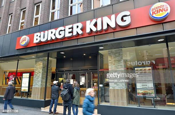burger king stock photos and pictures getty images. Black Bedroom Furniture Sets. Home Design Ideas