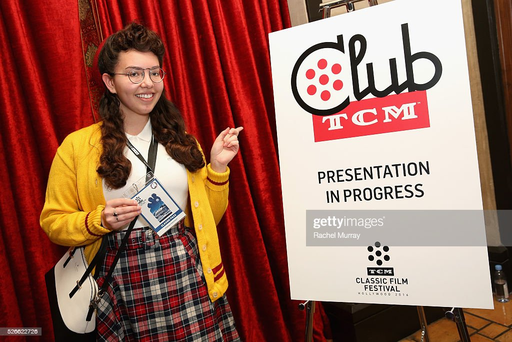 Passholder attends Cari Beauchamp book signing during day 3 of the TCM Classic Film Festival 2016 on April 30, 2016 in Los Angeles, California. 25826_007