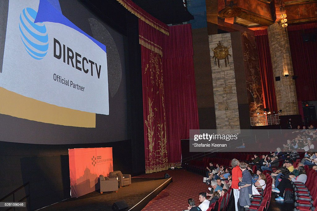 Passholders attend 'The Conversation' screening during day 2 of the TCM Classic Film Festival 2016 on April 29, 2016 in Los Angeles, California. 25826_005