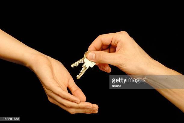 Passer sur les clés.