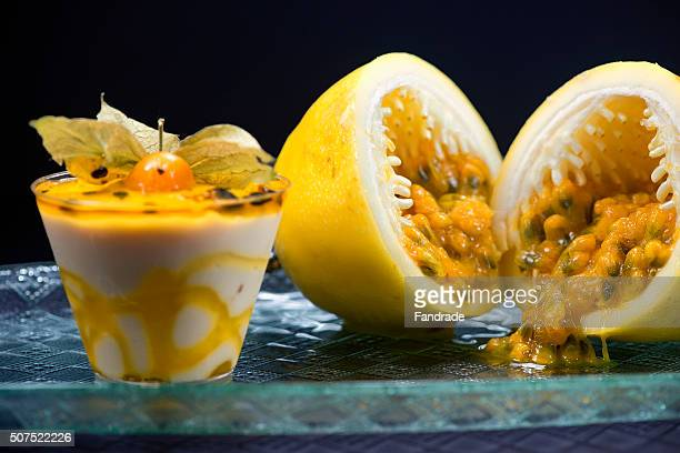 Passion Fruit, Mousse, Brazil