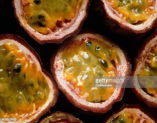Passion fruit Passiflora edulis