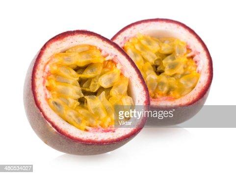passion fruits : Stockfoto