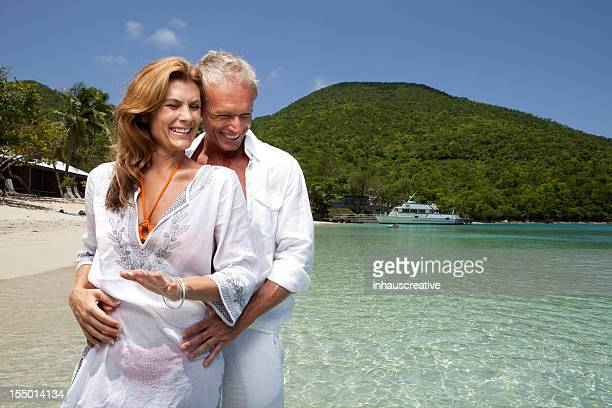 Sexy 50 year old stock photos and pictures getty images for Tropical vacations for couples