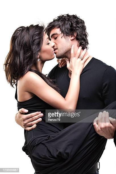 Sessão Casal apaixonado (preto