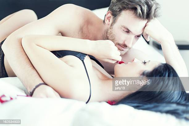 Leidenschaftlich Paar