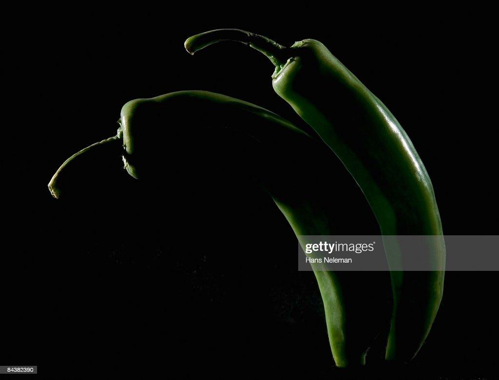 Passionate vegetable : Stock Photo