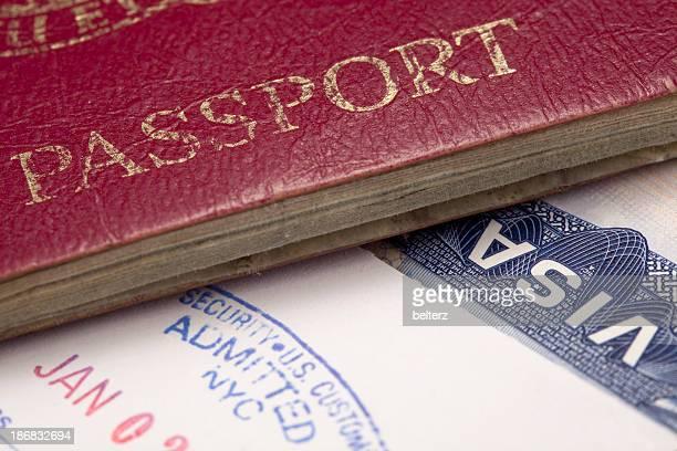 Passaporto e visti