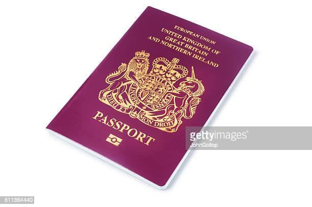 英国のパスポート