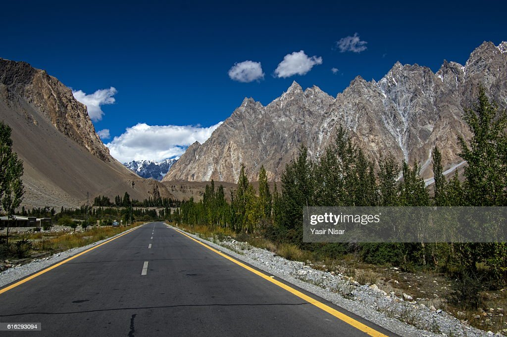 Passu, Hunza, Gilgit Baltistan : Stock Photo