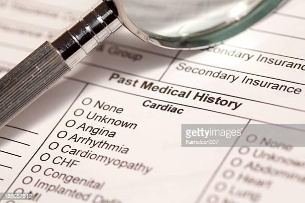 Passado história clínica
